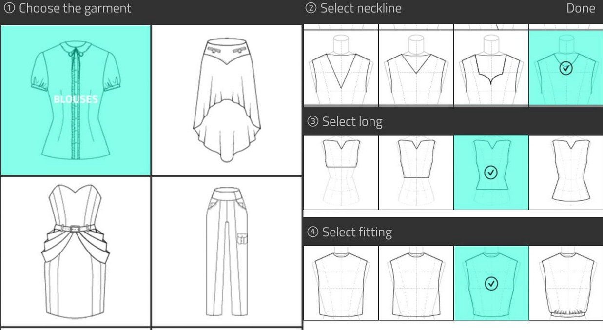 10 Aplikasi Desain Baju di Android, PC dan Web Online Terbaik 10